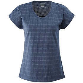 Lafuma LD Skim Tee Women eclipse blue